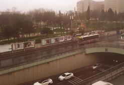 Son dakika: İstanbula çamur yağdı Bir tek onlar sevindi...