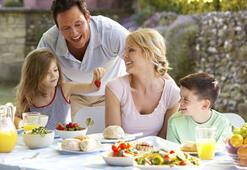 Ailece yemek yemenin çocuklar üzerindeki etkisi