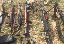PKKnın kritik ismi Kuzey Irakta vuruldu
