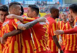Kayserispor-Gençlerbirliği: 3-2