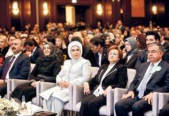 Emine Erdoğan: Çocukları güvende olmayan bir toplumun geleceği de yoktur