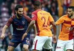 Galatasaray - Başakşehir maç sonucu: 2-0 (İşte maçın özeti)