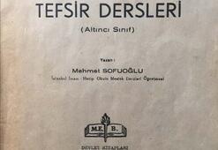 Cumhurbaşkanı Erdoğanın ders kitabı 45 yıl sonra Karamanda bulundu