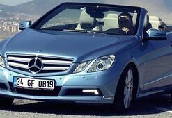 Mercedes E 250 CGI Cabrioyu test ettik