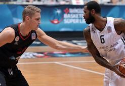 Beşiktaş Sompo Japan-Gaziantep Basketbol: 87-80