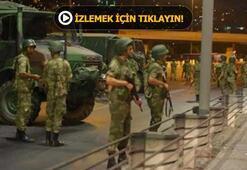 Son dakika haberi: İstanbulda bir ilk 28i rütbeli 62 asker..