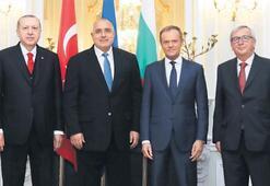 Güçlü Avrupa'yı birlikte inşa edelim