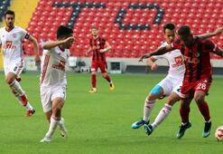 Gazişehir Gaziantep FK: 3 - Altınordu: 2