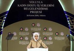 Emine Erdoğan: İçimiz yandı, derin bir üzüntü içindeyiz