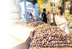 Çarşıda Ramazan bereketi