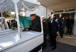 Usta oyuncu Erdal Tosuna son görev Gözyaşları ile uğurlandı