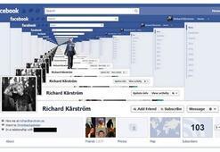 Facebookta yaratıcı profiller