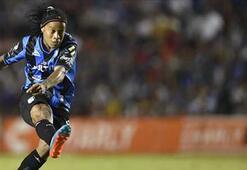Ronaldinho perşembe günü Antalyaspora imza atacak
