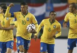 Brezilya Copa Americaya 3 puanla başladı