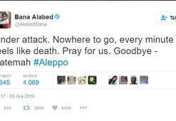 Saldırı altındayız. Bize dua edin