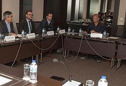 Galatasaray, Avrupa Ligi yöneticileriyle görüştü