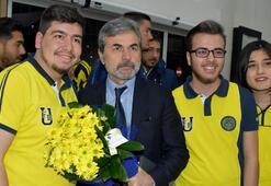 Fenerbahçe Sivasa geldi