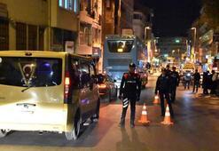 Helikopterler destek veriyor İstanbulda dev operasyon