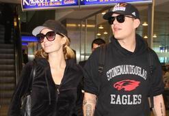 Paris Hilton 2 milyon dolarlık yüzüğüyle İstanbuldan geçti