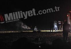 Son dakika haberi: Diyarbakırda F-16 düştü TSKdan ilk açıklama...