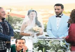 Pis Yedili'nin Orço'su Burak Alkaş, Seçil Kumru ile evlendi