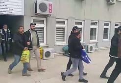 Devlet kurumlarının enerji kablolarına dadanan şebekeye baskın: 12 gözaltı