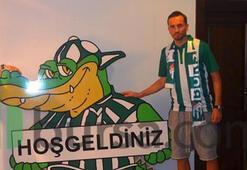 Tomas Sivok 2 yıllığına Bursasporda Kontrolden geçti...