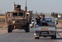 Son dakika: ABD, Menbiç-Fırat Kalkanı cephe hattını takviye etti