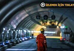 Son dakika: Avrasya Tünelinden ilk görüntüler geldi İşte geçiş ücreti