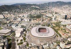 Camp Nou büyülüyor