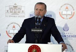 Cumhurbaşkanı Erdoğan: Bugüne kadar 282 bin yeni derslik inşa ettik