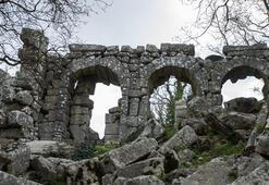 İskenderin alamadığı Termessos ziyaretçilerini büyülüyor