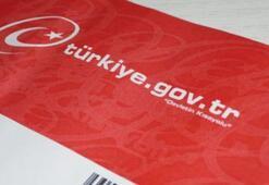 E-Devlet Giriş Sayfası, eDevlet Şifresi İle Giriş Yapma İşlemi