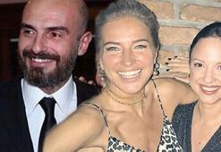 Burcu Esmersoy, Berk Suyabatmazın eski sevgilisi Ayşe Özyılmazelle eğlendi