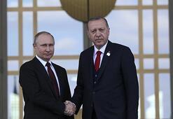 Tarihi gün Akkuyu Nükleer Santralinin temeli Erdoğan ve Putin tarafından atıldı