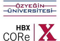 Özyeğin Üniversitesi online eğitim girişimi