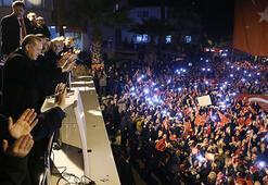 Cumhurbaşkanı Erdoğan: Büyük devlet bu operasyonlarda belli olur