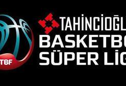 Basketbolda 25. hafta programı