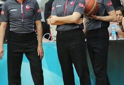 Basketbolda hakemlerden maaş protestosu