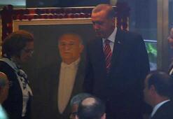 Cumhurbaşkanı Erdoğan Demirelin evine gitti