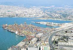 İzmir, en büyük 5. liman olacak