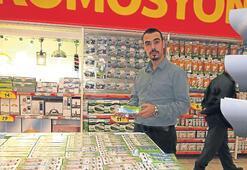 Tesco Kipa mağazalarında 'enerji tasarrufu' günleri