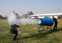 Ev yapımı duman topu