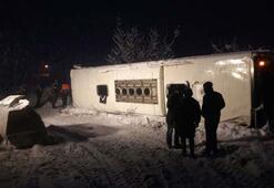 Son dakika: Sinopta yolcu otobüsü uçuruma yuvarlandı Çok sayıda ölü ve yaralı...