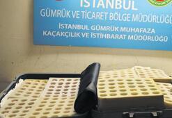Atatürk Havalimanı'nda 802 ejderha yumurtası