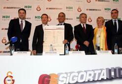 Galatasaray sigortalandı