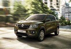 Renaultun yeni otomobili: KWID