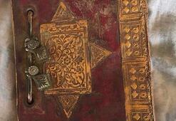 Aksarayda tarihi İncil ele geçirildi