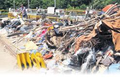 İkizdere'ye atılan çöpler santrali devre dışı bıraktı