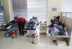 Kızılaya rekor kan bağışı